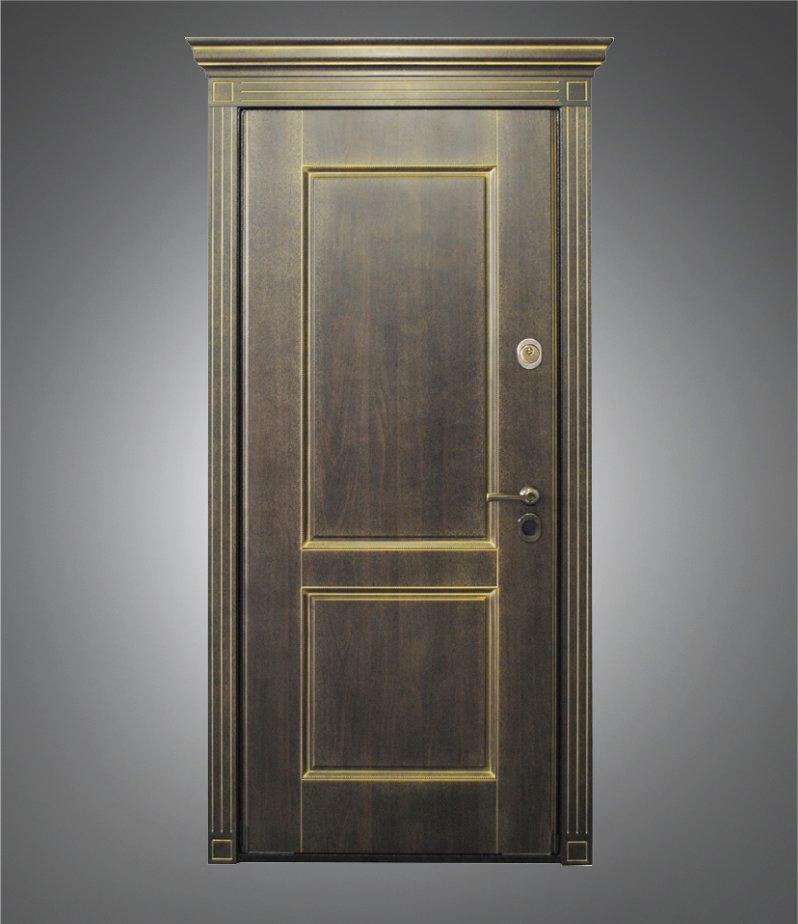 Аpartment golden patina